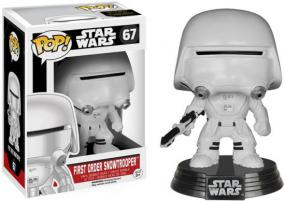 POP! Star Wars - First Order Snowtrooper Funko | Cardboard Memories Inc.