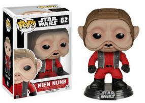POP! Star Wars - Nien Nunb Funko | Cardboard Memories Inc.