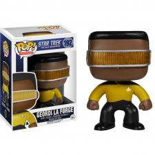 POP! Star Trek the Next Generation - Geordi La Forge Funko | Cardboard Memories Inc.