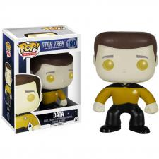 POP! Star Trek the Next Generation - Data Funko | Cardboard Memories Inc.