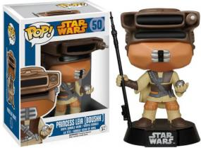 POP! Star Wars - Princess Leia [Boushh] Funko | Cardboard Memories Inc.