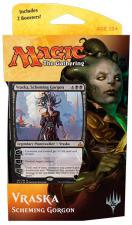 Magic the Gathering Rivals of Ixalan Planeswalker Deck - Vraska Magic The Gathering | Cardboard Memories Inc.