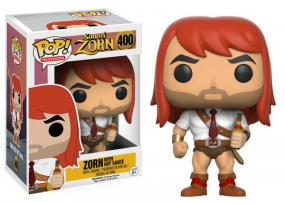 POP! Son of Zorn - Zorn with Hot Sauce Funko | Cardboard Memories Inc.