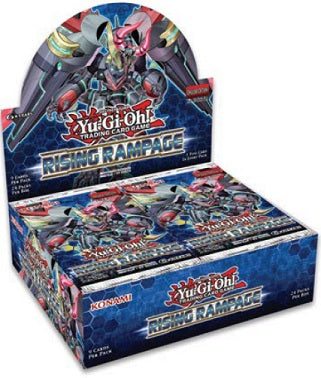 Yu-Gi-Oh! - Rising Rampage - Booster Box (Pre-Order July 26th, 2019)