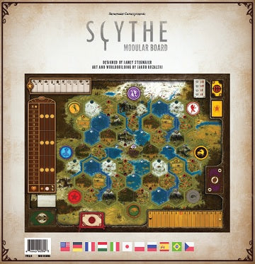 Scythe Modular Board (Pre-Order July 26th, 2019)