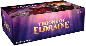 Magic the Gathering - Throne of Eldraine - Booster Box