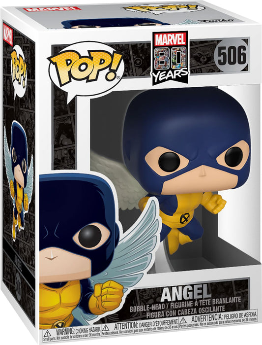 POP! - Marvel - Angel - First Appearance 80th