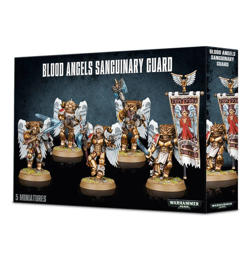 Games Workshop - Warhammer 40K - Blood Angels Sanguinary Guard - 41-08