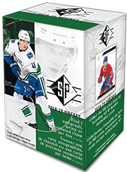 Upper Deck - 2018-19 - Hockey - SP - Blaster Box