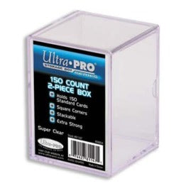Ultra Pro 2-Piece Box - 150 Count Ultra Pro | Cardboard Memories Inc.