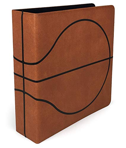 BCW - Collectors Binder - 3 Inch - Stitched Basketball