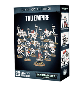 Games Workshop - Warhammer 40K - Start Collecting! Tau Empire - 70-56