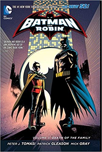 DC Comics - Batman and Robin - Death of The Family - Volume 3 - Hardcover