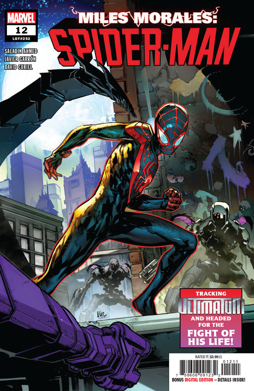 Marvel Comics - Miles Morales Spider-Man 012