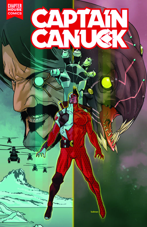 Chapter House Comics - Captain Canuck 003- Cover A- 2494