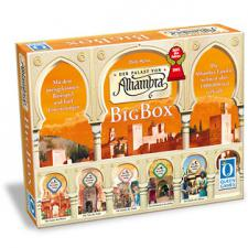 Alhambra - Big Box Queen Games | Cardboard Memories Inc.