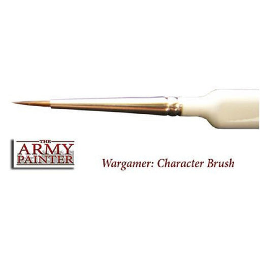 Army Painter Wargamer - Character Brush The Army Painter | Cardboard Memories Inc.