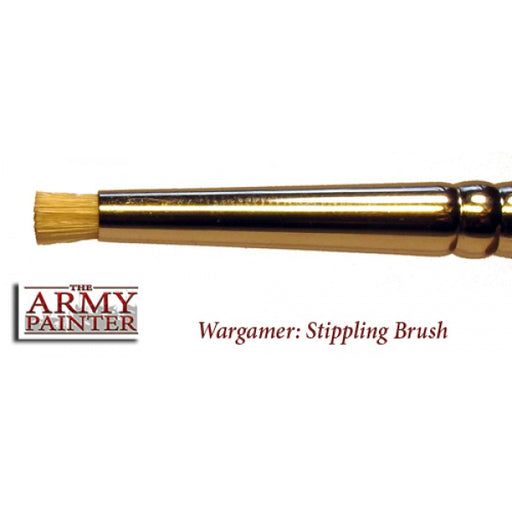 Army Painter Wargamer - Stippling Brush The Army Painter | Cardboard Memories Inc.