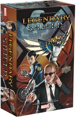 Upper Deck - Marvel Legendary Deck Building Game - Shield Expansion