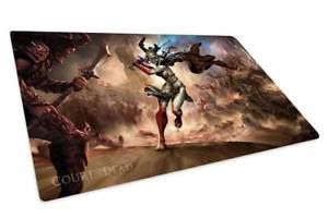 Ultimate Guard Playmat - Court of the Dead - Death's Valkyrie