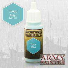 Army Painter Warpaints - Toxic Mist WP1437 The Army Painter | Cardboard Memories Inc.