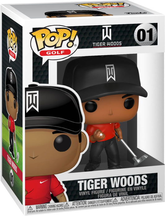 POP! - Golf - Tiger Woods