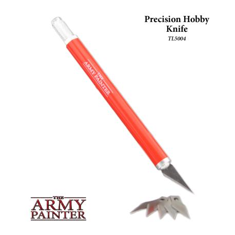 Army Painter - Precision Hobby Knife The Army Painter | Cardboard Memories Inc.