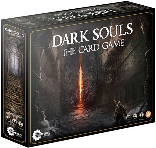 Dark Souls the Card Game Steamforged Games Ltd. | Cardboard Memories Inc.