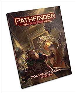 Pathfinder 2E Playtest - Adventure - Doomsday Dawn