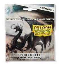 Dragon Shield Sleeves - Standard Size - Perfect Fit Smoke Sideloaders Arcane Tinmen | Cardboard Memories Inc.