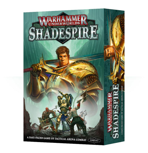 Warhammer Underworlds: Shadespire Games Workshop | Cardboard Memories Inc.