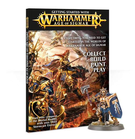 Getting Started with Warhammer Age of Sigmar Games Workshop | Cardboard Memories Inc.
