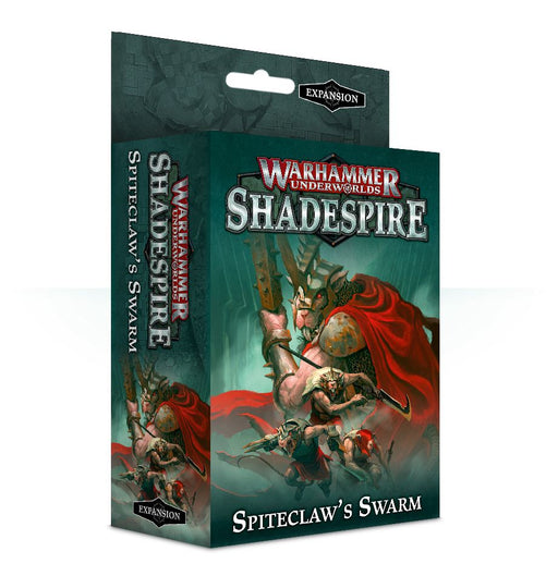 Warhammer Underworlds: Shadespire - Spiteclaw's Swarm Games Workshop | Cardboard Memories Inc.