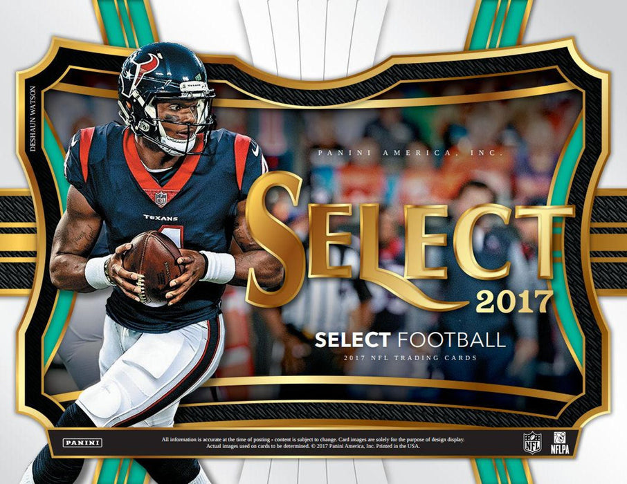2017 Panini Select Football Hobby Box Panini | Cardboard Memories Inc.
