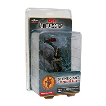 Dungeons & Dragons Attack Wing - Stone Giant Expansion Pack Wizkids | Cardboard Memories Inc.