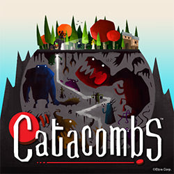 Catacombs Stronghold Games | Cardboard Memories Inc.