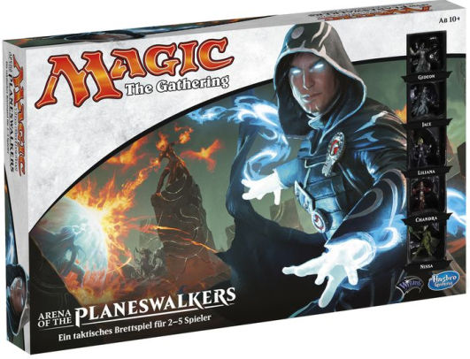 Arena of the Planeswalkers Board Game Wizards of the Coast | Cardboard Memories Inc.