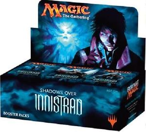 Magic the Gathering Shadows Over Innistrad Booster Box Magic The Gathering | Cardboard Memories Inc.