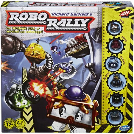 Robo Rally Avalon Hill | Cardboard Memories Inc.