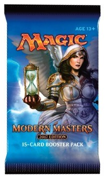 Magic the Gathering Modern Masters 2017 Booster Pack Magic The Gathering | Cardboard Memories Inc.