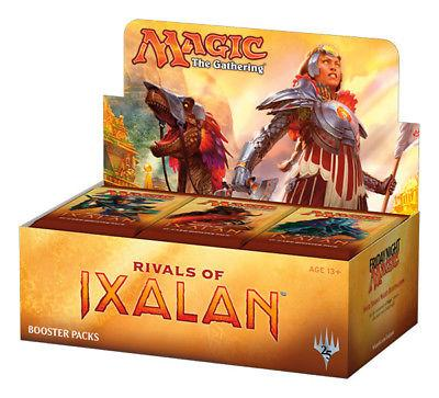 Magic the Gathering Rivals of Ixalan Booster Box Magic The Gathering | Cardboard Memories Inc.