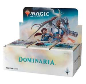 Magic the Gathering Dominaria Booster Box (PRE-ORDER APRIL 27TH) Magic The Gathering | Cardboard Memories Inc.