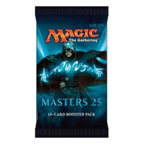 Magic the Gathering Masters 25 Booster Pack Magic The Gathering | Cardboard Memories Inc.