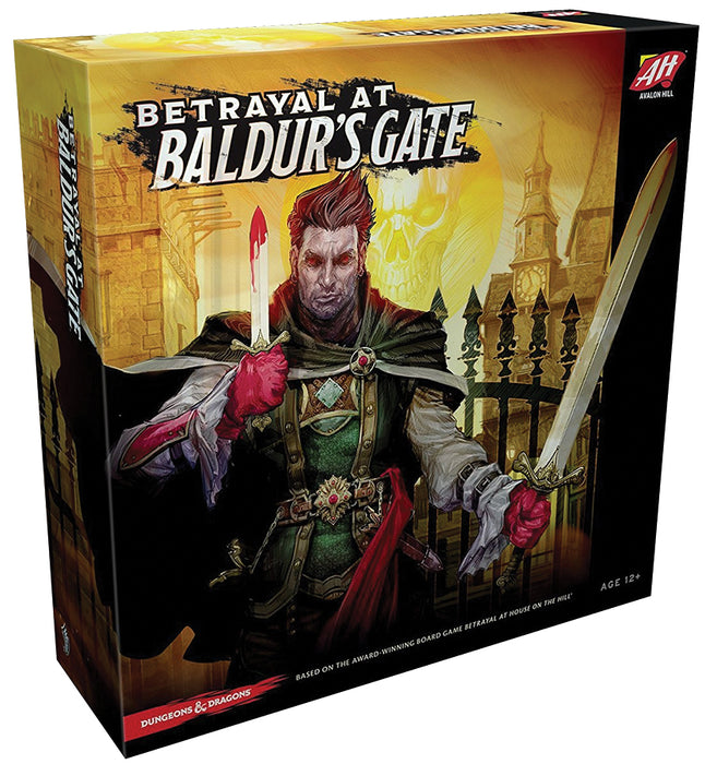 Betrayal at Baldur's Gate Avalon Hill | Cardboard Memories Inc.