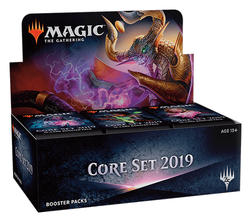 Magic the Gathering - Core Set 2019 - Booster Box