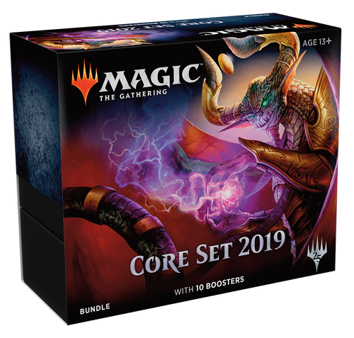 Magic the Gathering Core Set 2019 Bundle (Fat Pack)