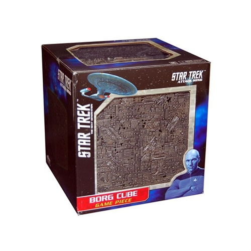 Star Trek Attack Wing - Borg Cube Game Piece Wizkids | Cardboard Memories Inc.