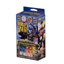 World's Finest Dice Masters 2-Player Starter Set Dice Masters | Cardboard Memories Inc.