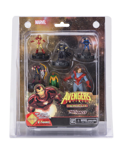 Wizkids - Marvel - HeroClix - Avengers Infinity Colossal - Fast Forces