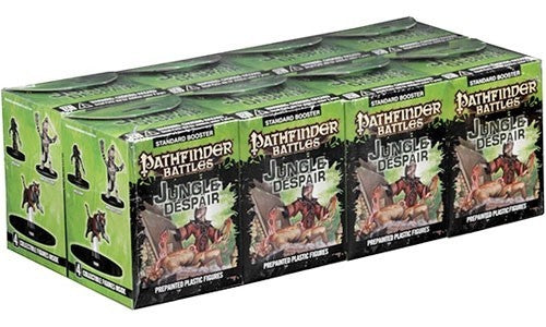 Pathfinder Battles - Jungle of Despair Booster Brick Paizo | Cardboard Memories Inc.